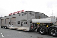 semi remorque Goldhofer 3 AXIS SEMI TRAILER LOW LOADER TIEFBETT Goldhofer STZ-VL3-35 / 80