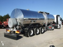 Trailor Tar tanker semi-trailer