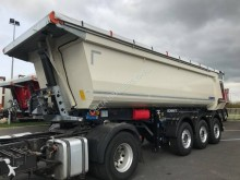semi remorque Schmitz Cargobull SKI TP ACIER 26,4 m3 - FULL OPTION - Porte hydraulique - Essieux relevables et suiveurs - NEUVE - Dispo sur parc - LOA possible