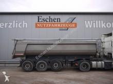 semirremolque NFP SKS 27-7,5, 25m³ Hardox, Luft/Lift, BPW