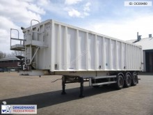 semirimorchio Robuste Kaiser Tipper trailer alu 49 m3 + tarpaulin