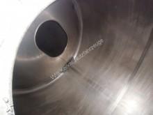 semirremolque Feldbinder V2A Lebensmittelauflieger 32 m³ 1 Kammer 3 Schw.