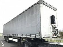 semirimorchio Krone PLSC avec Kit chariot embarqué + chariot embarqué Transmanut - Année 2012