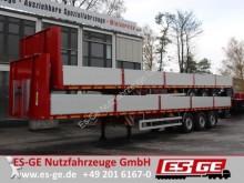 semi remorque ES-GE 3-Achs-Sattelauflieger - Bordwände