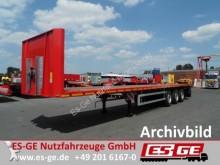 semi remorque ES-GE 3-Achs-Sattelanhänger - Rungen