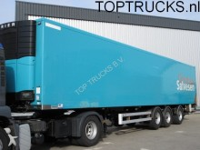 semirimorchio Van Hool 3 AXLE COOL TRAILER CARRIER / TAIL LIFT / LIFT +