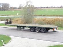 semi reboque nc Flandria 3-Axle Platform / Twistlocks / BPW