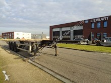 semi remorque GS Meppel 3-Axle 45FT SAF / Disc / NL / APK
