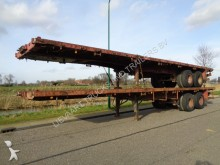 semi reboque nc METALOFABRIL 2-Axle Platform / Full Steel / ROR