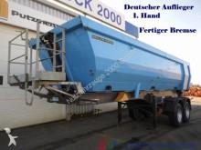 semirremolque Meiller TR 2 2 Achs Stahlmulde 22m³ Rollplane 1. Hand