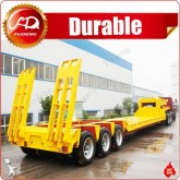 Fruehauf FD-Low bed semi trailer