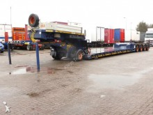 semi remorque Broshuis 4 AXLE 4 STEERAXLE REMOVABLE NECK EXTEN