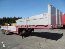 ATM BLATTGEFEDERT-LENKACHSE-KEIN ROST semi-trailer