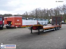 semirimorchio Nooteboom 3-axle semi-lowbed trailer + ramps / 51250 kg