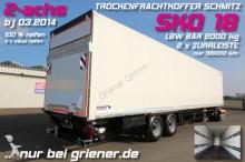 semirimorchio Schmitz Cargobull SKO 18/ LBW BÄR 2000 kg / nur 196000 km !!!!!!!!