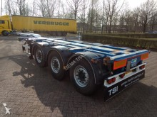 n/a D-Tec EUROFLEX Multi Lift-as TOP! 08/2017 APK semi-trailer
