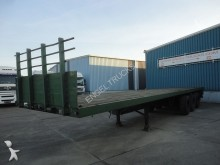 semirimorchio DAF FULL STEEL ND 24-36/1NL WITH TWISTLOCKS (1x 40FT
