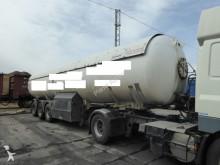 semirremolque cisterna de gas Dromech