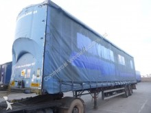 Fruehauf CRANE CURTAINSIDE semi-trailer