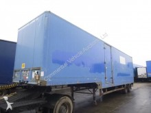 Fruehauf CRANE BOX STEPFRAME semi-trailer