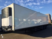 semi remorque Van Eck UT-3 2x lift axle Dutch trailer