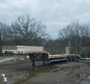 semi remorque Nooteboom 50 tonnes 3 essieux