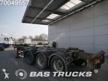 semirimorchio Kromhout 3 APCC-12-27 2x Ausziehbar Multifunctional-Chass