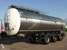 Burg FOOD 34000 LTR CLEANING SYSTEM semi-trailer