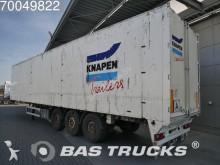 semirremolque Knapen K100 90m3 Liftachse