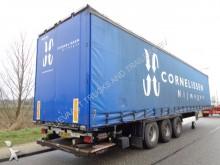 semirremolque Krone Tautliner / BPW / Loading PLatform / Lift Axle /