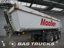 semirremolque Schmitz Cargobull SKI 24 25,5m3 Liftachse