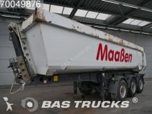 semirimorchio Schmitz Cargobull SKI 24 25,5m3 Liftachse