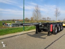 semirimorchio Renders Euro 760 20/30 FT / Tankcontainer Chassis