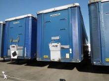 semi remorque Trailor 10 taut fosse porte bobine en cours de livraison