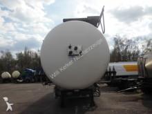 semirremolque Feldbinder V4A Tanksattelauflieger f. Gefahrgut 30 m³