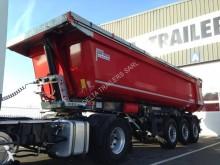 semi remorque Schmitz Cargobull SKI Semi remorque SCHMITZ benne TP Acier 25m3 Pte Hydraulique - Essieu suiveur - Dispo prochainement sur parc