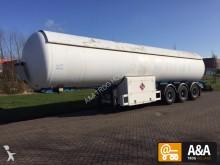 semirimorchio Robine LPG propane gas tank semi trailer 50.000 L