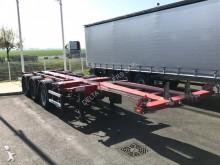 semirremolque DTEC Porte Containers D-TEC Multipositions 20 - 2x20 - 40 et 45 pieds - Dispo sur parc