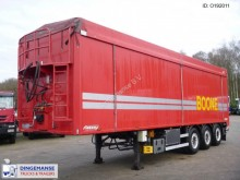 semi remorque Serrus Walking floor trailer alu 63 m3