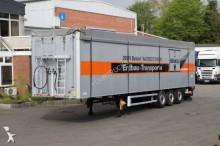 semi remorque Carnehl Piso móvil Cargo Floor Carnehl CSS/AL, Eje elevable, Mando,TOP!