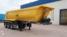 semi remorque Sical Serin Tipper