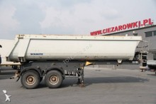 semi remorque Schmitz Cargobull SKI 2 AXLE TIPPER GOTHA SKI 18 - 7.2 24 m3