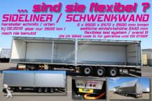 semi remorque plateau brasseur Schmitz Cargobull