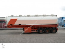 semi remorque Ova 3 AXLE BULK TANK TRAILER 6 COMPARTMENTS