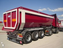 Lider half-pipe semi-trailer