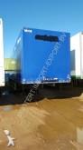 semirimorchio Fruehauf Box trailer