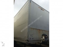 semirimorchio Fruehauf Box Trailer