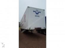 semirremolque furgón Netam