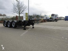 Broshuis MFCC all connections,lift,disc,galvanis semi-trailer