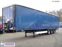 semi remorque Krone Curtain side trailer 95 m3